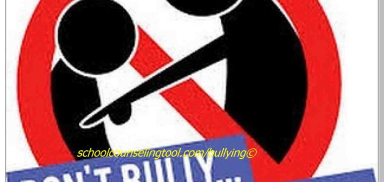 Bully Victim? Top Twenty Parents Tips