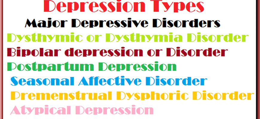 Do You Need Help On All 7 Types Of Depression?