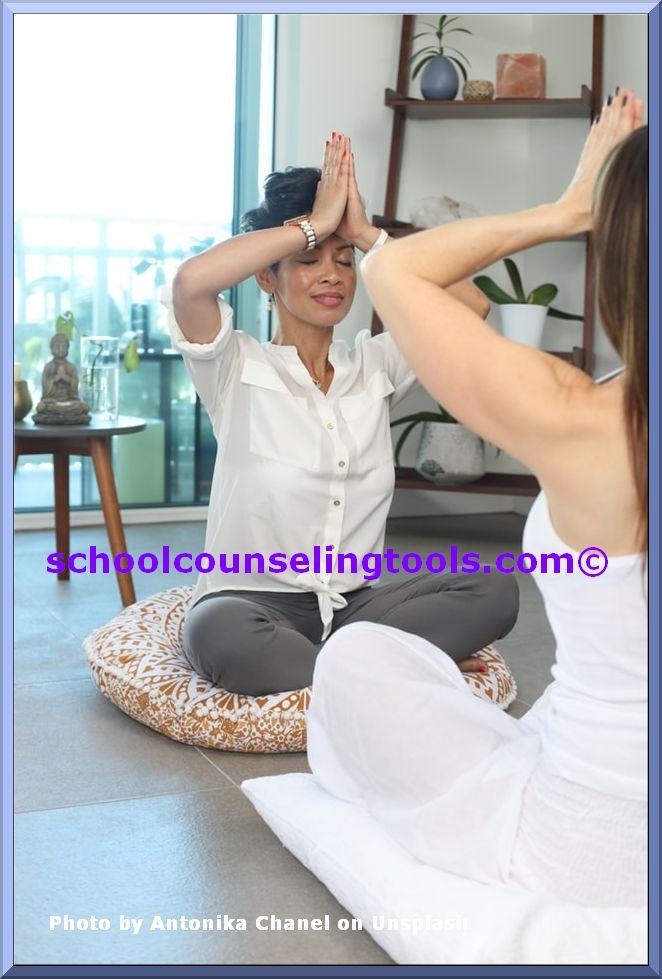 """guided meditation"" | schoolcounselingtools"""