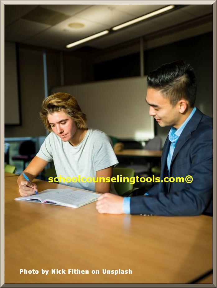 """professional help"" schoolcounselingtools"""