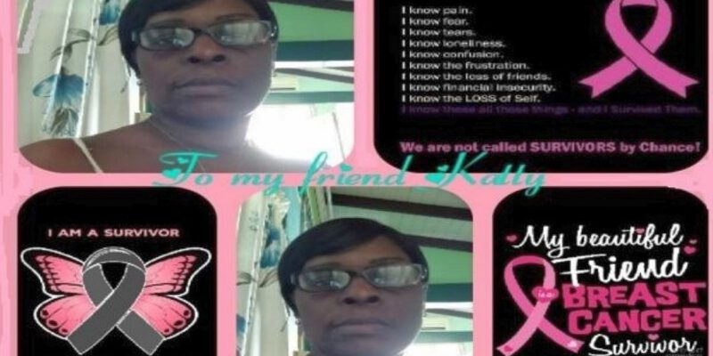 Cancer Story Of Breast Cancer Survivor in  Dominica